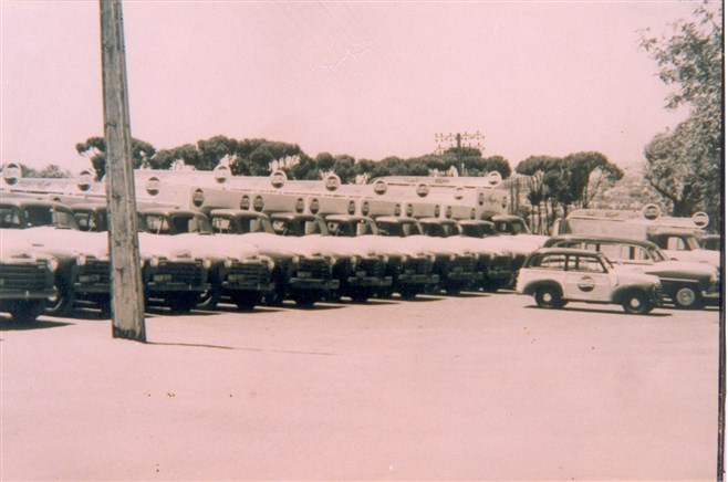 SMLC Trucks in the 1950s